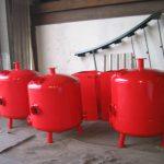 resin coatings